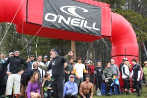 BOGA Sweeps O'neill Donner Classic Race