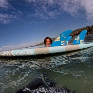 The BOGA Hipster Surf SUP
