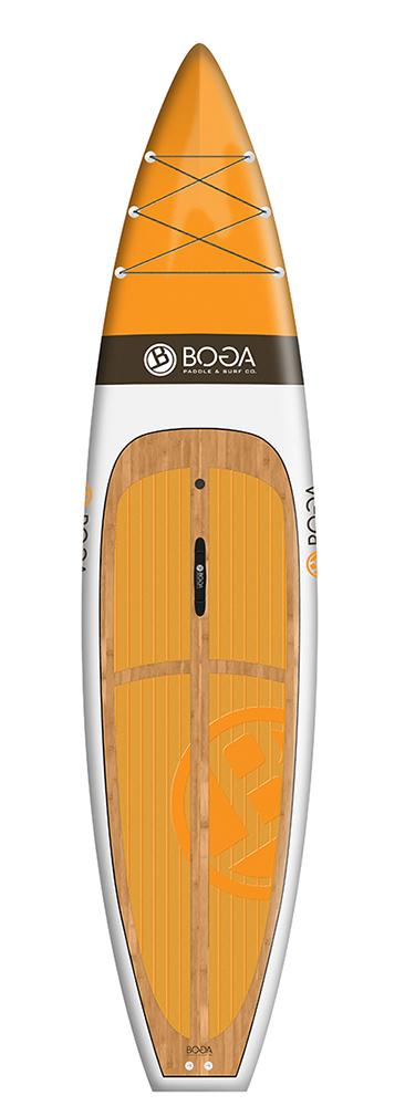 El Tiburon 11'0 Orange