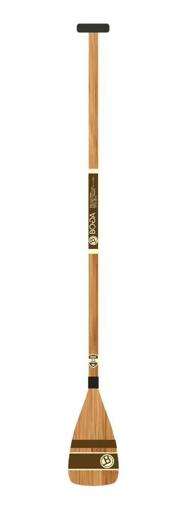 Bamboo BOGA Carbon Paddle