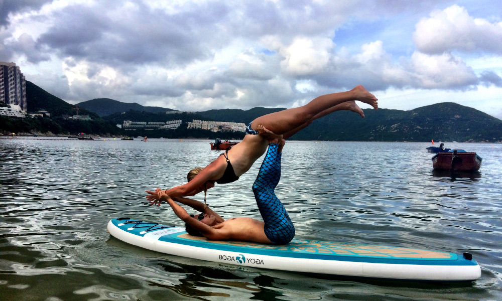 SUP YOGA HONG KONG