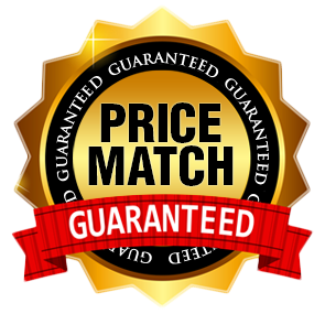 We price match like for like offers!
